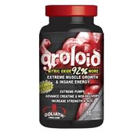 GROLOID - Viên uống tăng cường sinh lý và tăng cơ phái mạnh